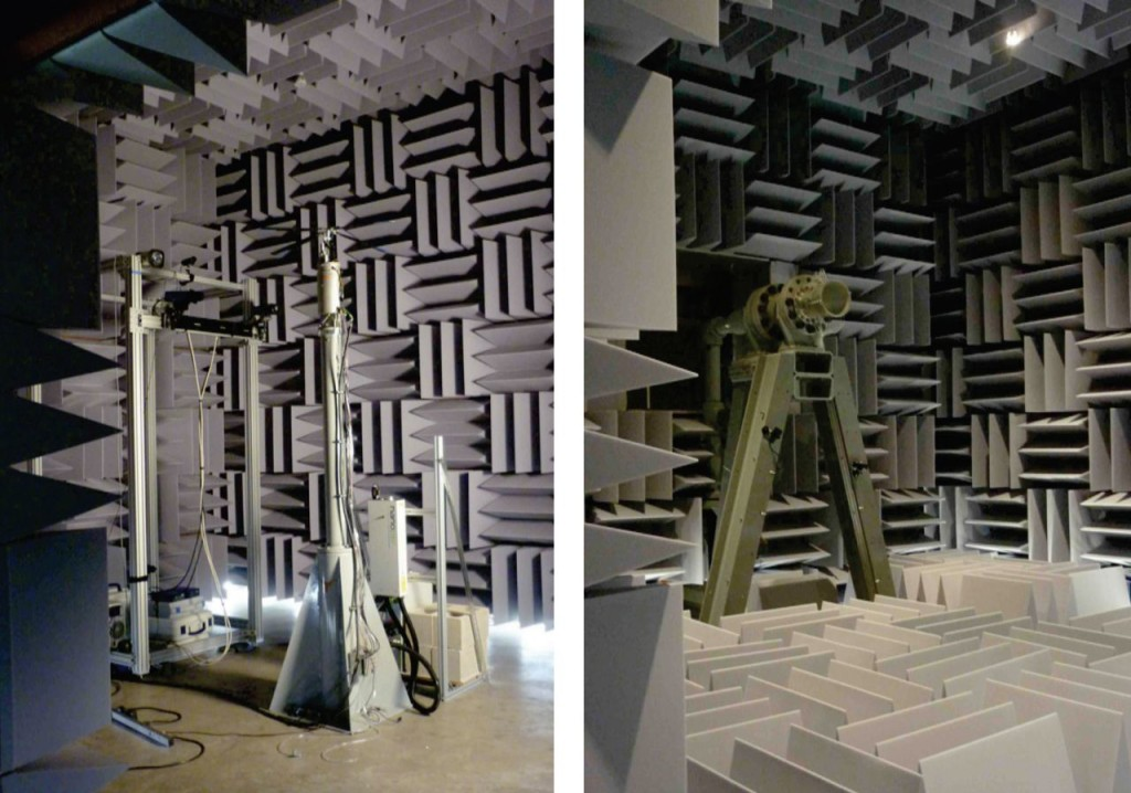 Anechoic Chamber at Pickle Research CampusPhoto Credit: Dr. Charles Tinney
